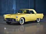 Ford Thunderbird 1955 pictures