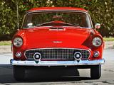 Ford Thunderbird 1956 photos