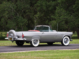 Ford Thunderbird 1956 wallpapers
