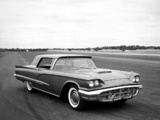 Ford Thunderbird 1958 wallpapers