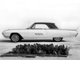 Ford Thunderbird 1961 photos