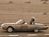 Ford Thunderbird Indy 500 Pace Car 1961 pictures