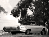 Ford Thunderbird 1962 images