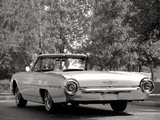 Ford Thunderbird 1962 wallpapers