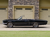 Ford Thunderbird Convertible (76A) 1966 images