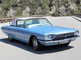 Ford Thunderbird Town Hardtop Coupe (63C) 1966 wallpapers