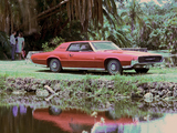 Ford Thunderbird Hardtop Coupe 1967 pictures