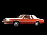 Ford Thunderbird Town Landau 1980 wallpapers