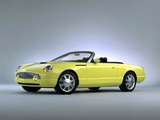 Ford Thunderbird Concept 2000 wallpapers