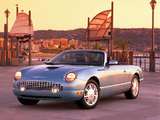 Ford Thunderbird 2002–05 images