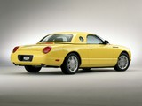 Ford Thunderbird 2002–05 photos
