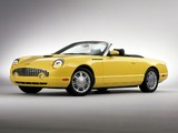 Ford Thunderbird 2002–05 pictures