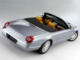 Ford SuperCharged Thunderbird Concept 2003 pictures