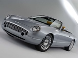 Ford SuperCharged Thunderbird Concept 2003 wallpapers