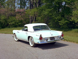 Images of Ford Thunderbird 1955