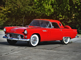 Images of Ford Thunderbird 1956