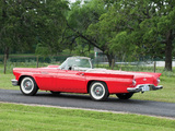 Images of Ford Thunderbird 1957