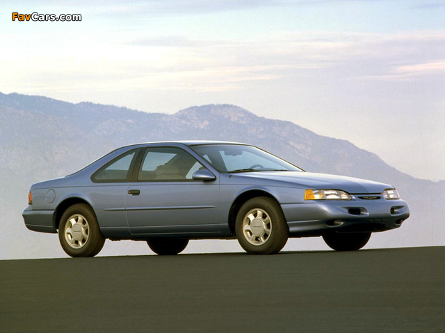 Images Of Ford Thunderbird 1994 96 640x480
