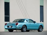 Images of Ford Thunderbird 2002–05