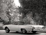 Photos of Ford Thunderbird 1962