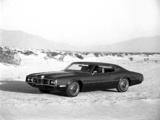 Photos of Ford Thunderbird 1970–71