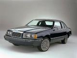 Photos of Ford Thunderbird 1983–86