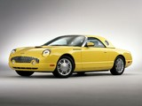 Photos of Ford Thunderbird 2002–05