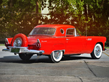 Pictures of Ford Thunderbird 1956