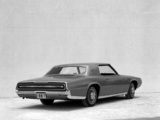 Pictures of Ford Thunderbird Hardtop Coupe 1967