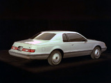 Pictures of Ford Thunderbird 1983–86