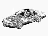 Pictures of Ford Thunderbird 1987–88