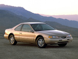 Pictures of Ford Thunderbird 1996–97