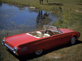 Ford Thunderbird 1961 wallpapers