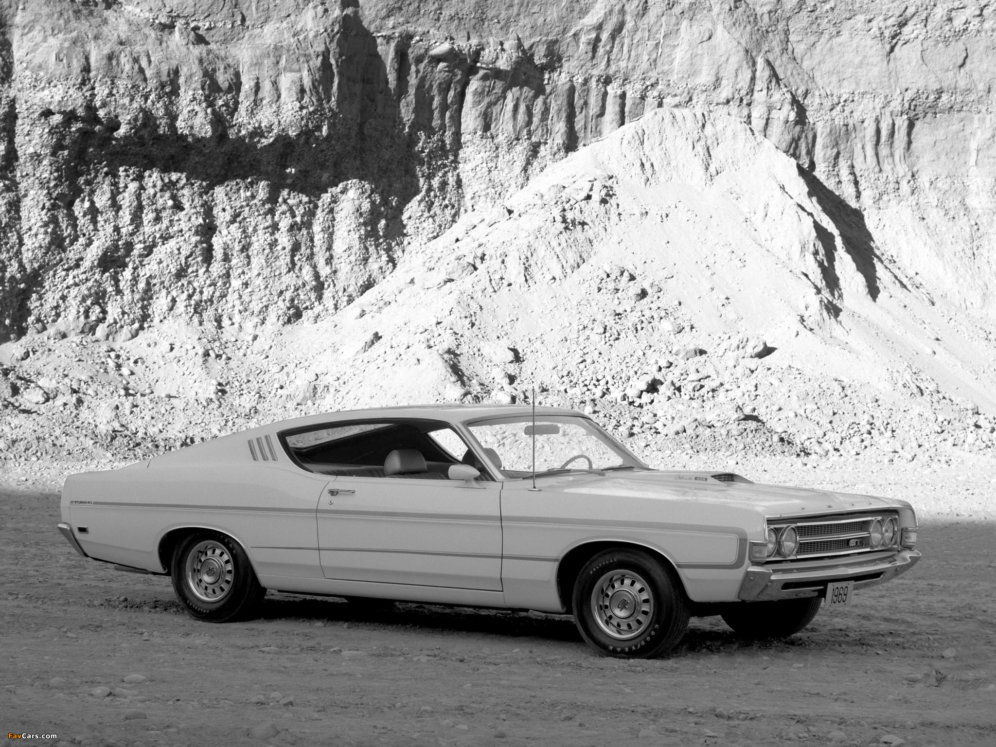 Ford Fairlane Torino Gt Sportsroof 1969 Pictures 2048x1536 Muscle Cars 2048 X 1536