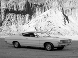 Ford Fairlane Torino GT Sportsroof 1969 pictures