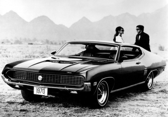 Ford Torino GT Sportsroof 1970 photos