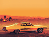 Ford Torino GT Sportsroof (63F) 1971 wallpapers