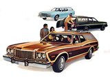 Ford Torino Wagon & Gran Torino Wagon & Gran Torino Squire Wagon 1975 wallpapers