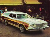 Ford Gran Torino Squire 1976 pictures