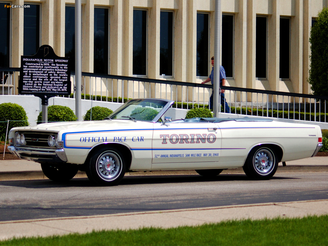 Photos Of Ford Torino Gt Convertible Indy 500 Pace Car 1968 1969