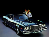 Photos of Ford Gran Torino Brougham 4-door Pillared Hardtop 1975