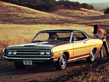 Ford Fairlane Torino Formal Hardtop Coupe 1969 wallpapers