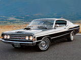 Ford Fairlane Torino GT Sportsroof 1969 wallpapers