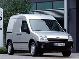 Ford Transit Connect LWB 2002–06 images
