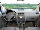 Ford Tourneo Connect 2002–09 photos