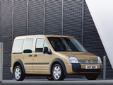 Ford Tourneo Connect 2002–09 wallpapers