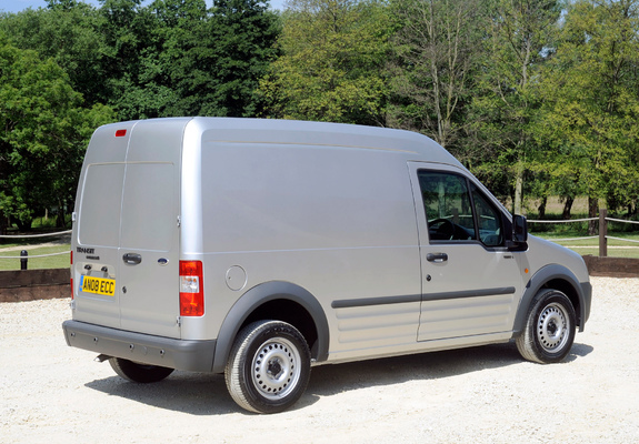 Ford Transit Connect Lwb Uk Spec 2006 09 Photos