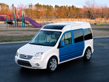 Ford Transit Connect Family One Concept 2009 photos