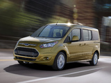Ford Transit Connect Wagon LWB US-spec 2013 images