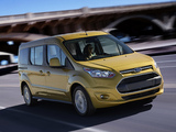 Ford Transit Connect Wagon LWB US-spec 2013 pictures